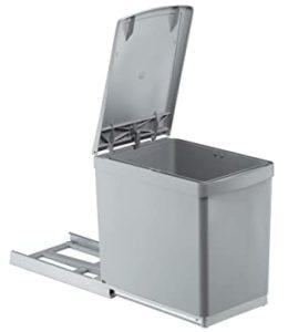poubelle sur rail wesco